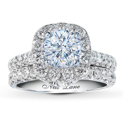 hover to zoom - Jared Jewelers Wedding Rings