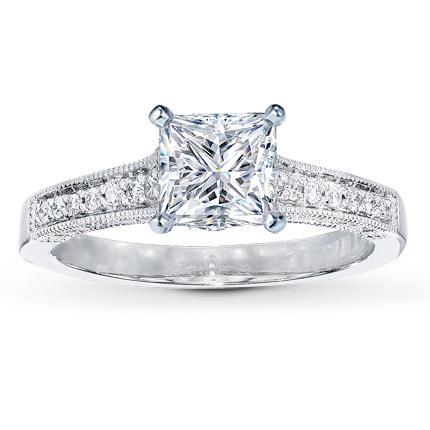 Vintage Engagement Rings Jared Jewelers